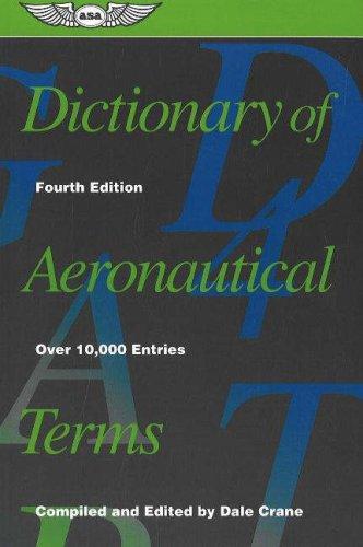 9781560276104: Dictionary of Aeronautical Terms