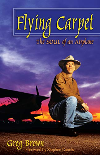 9781560276227: Flying Carpet: The Soul of an Airplane