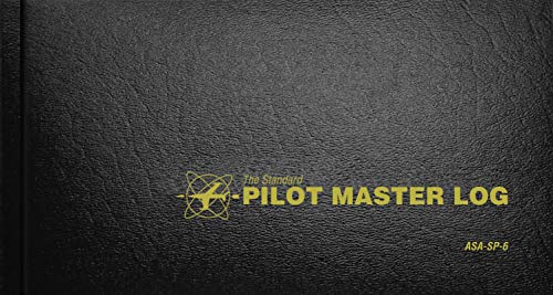 9781560278894: The Standard Pilot Master Log: ASA-SP-6 (Standard Pilot Logbooks)