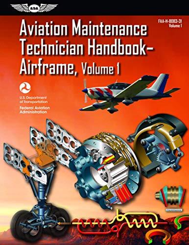 9781560279501: Aviation Maintenance Technician Handbook - irframe: FAA-H-8083-31