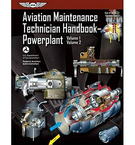 Aviation Maintenance Technician Handbook—Powerplan Format: Paperback: Federal Aviation Administration