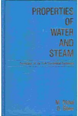 9781560320425: Properties Of Water And Steam: Proceedings Of The 11th International conference