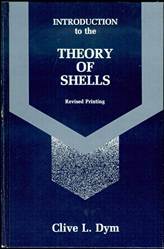 9781560320524: Introduction To The Theory Of Shells