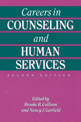 9781560324157: Careers In Counseling And Human Services