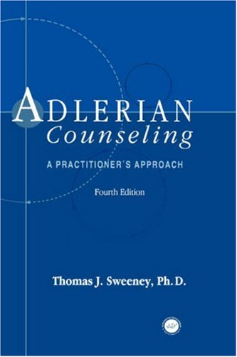 Adlerian Counseling; A Practitioner's Approach