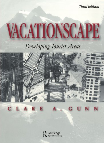 9781560325208: Vacationscape: Developing Tourist Areas