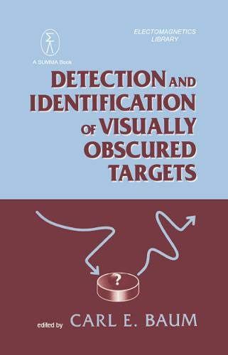 9781560325338: Detection And Identification Of Visually Obscured Targets. Book & CD-ROM