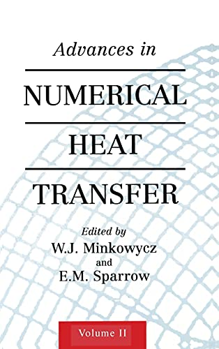9781560325659: Advances in Numerical Heat Transfer, Volume 2