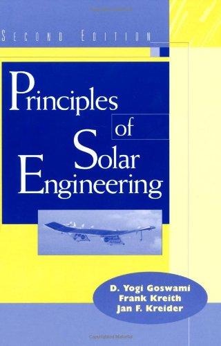 9781560327141: Principles of Solar Engineering, Second Edition