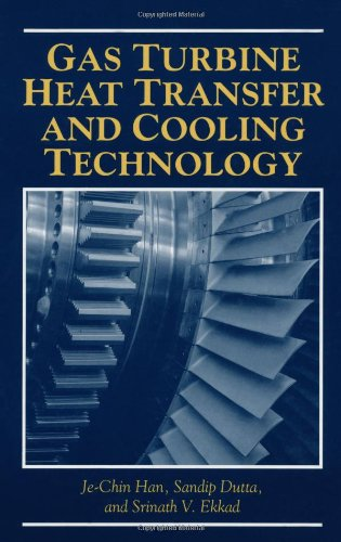 9781560328414: Gas Turbine Heat Transfer and Cooling Technology