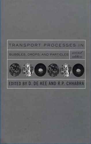 9781560329060: Transport Processes in Bubbles, Drops and Particles