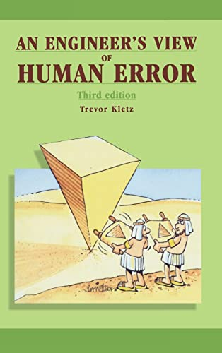 9781560329107: An Engineer's View of Human Error
