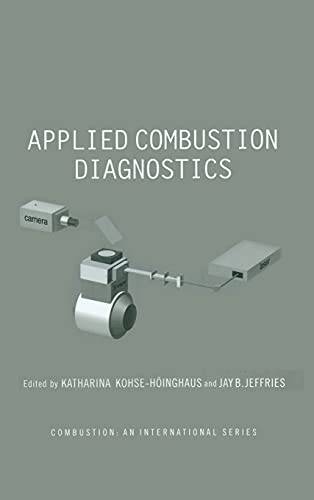 9781560329138: Applied Combustion Diagnostics (Combustion (New York, N.Y. : 1989).)