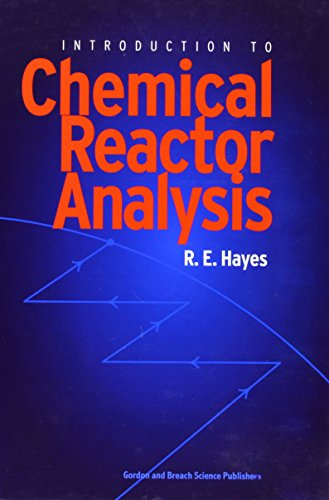 9781560329268: Introduction to Chemical Reactor Analysis
