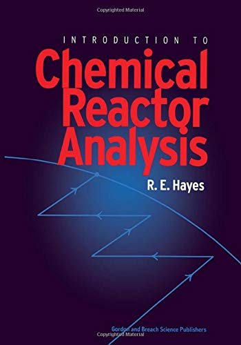 9781560329275: Introduction to Chemical Reactor Analysis