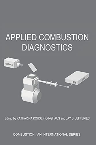 9781560329381: Applied Combustion Diagnostics (Combustion (New York, N.Y. : 1989).)