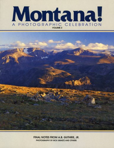 Montana!: A Photographic Celebration