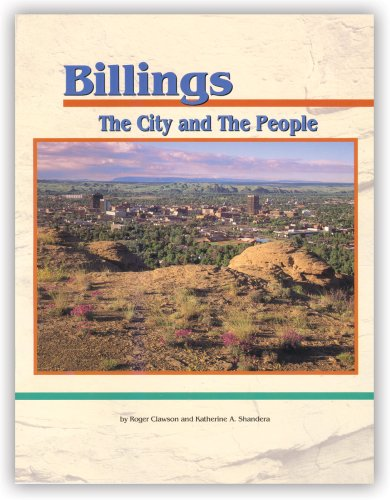 9781560370376: Billings: The City and the People