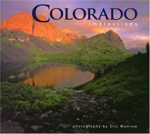 9781560372165: Colorado Impressions
