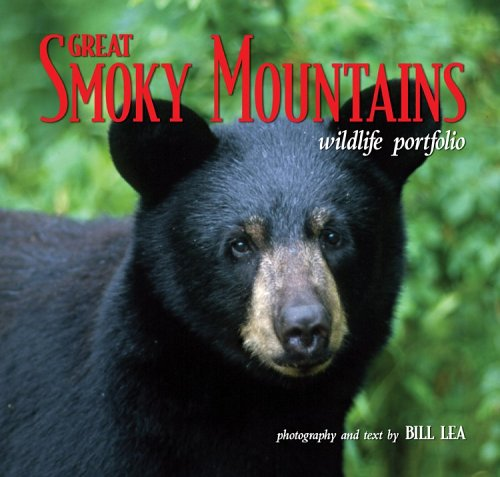 Great Smoky Mountains Wildlife Port. (Hardcover): Lea