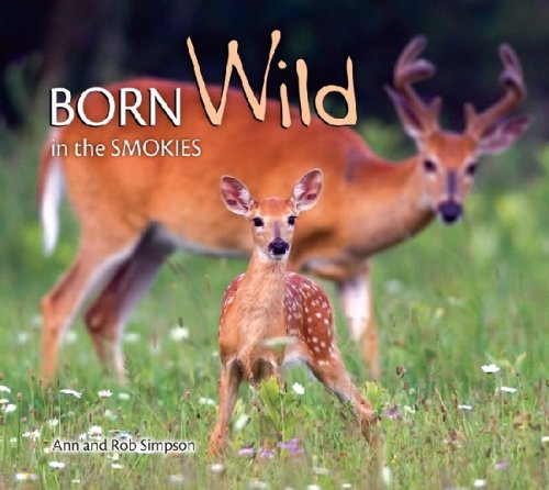 9781560374152: Born Wild in the Smokies