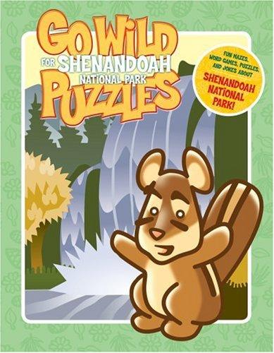 9781560374299: Go Wild for Shenandoah National Park Puzzles