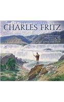 9781560374893: Charles Fritz: 100 Paintings Illustrating the Journals of Lewis and Clark - The Complete Collection, Limited Edition
