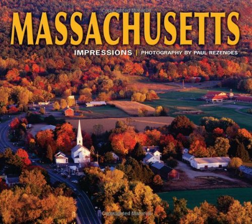 9781560374954: Massachusetts Impressions (Impressions (Farcountry Press))