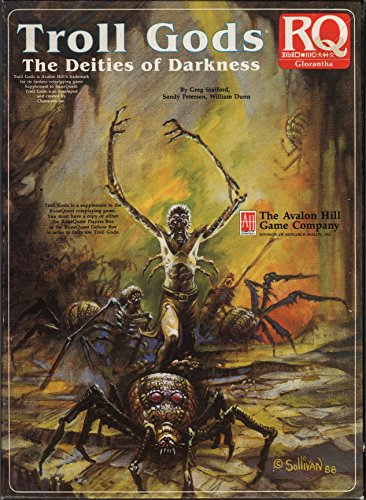 Troll Gods (RuneQuest (Avalon Hill))