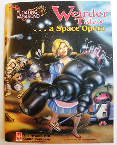 Weirder Tales A Space Opera Tales From: Ahg G4983