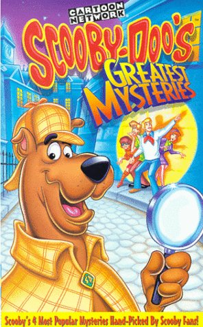 9781560395911: Scooby-Doo's Greatest Mysteries [VHS]
