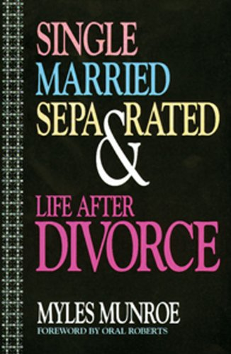 9781560430940: Single, Married, Separated and Life after Divorce
