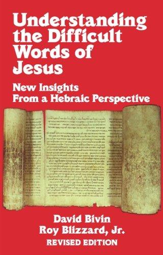 9781560435501: Understanding the Difficult Words of Jesus
