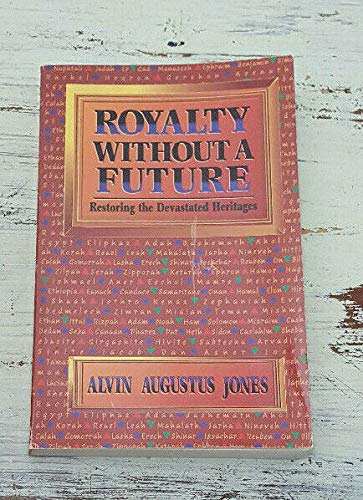 Royalty Without a Future: Jones, Alvin