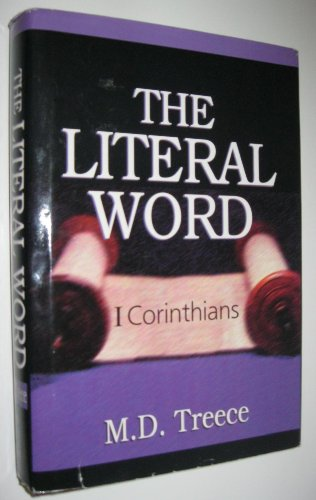 9781560438441: Literal Word: The I Corinthians
