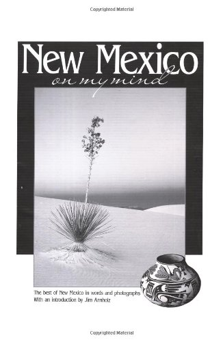 9781560440345: New Mexico on My Mind (America on My Mind Series)