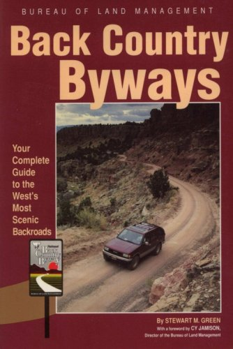 9781560440611: Back Country Byways (Bureau of Land Management)