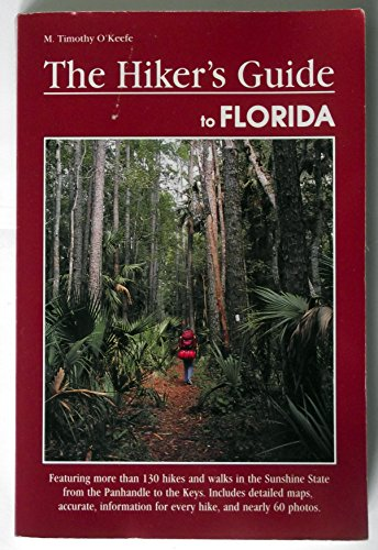 9781560441687: Hiker's Guide to Florida