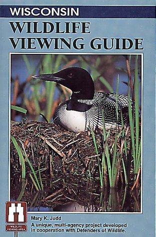 9781560442080: Wisconsin Wildlife Viewing Guide (Wildlife Viewing Guides Series)