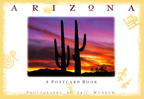 9781560443223: Arizona A Postcard Book