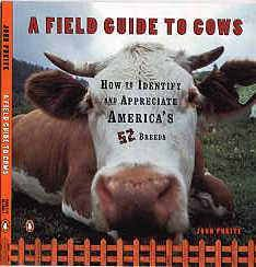 9781560444244: A Field Guide to Cows
