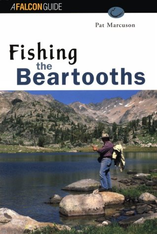 9781560444343: Fishing the Beartooths (Regional Fishing Series)