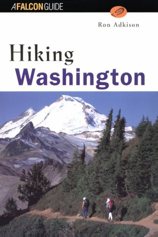 9781560445012: Hiking Washington (State Hiking Series)
