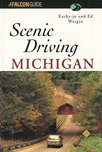 9781560445180: Scenic Driving Michigan