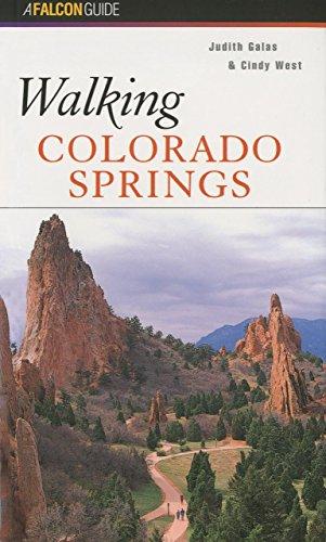 Walking Colorado Springs: Judith C. Galas;