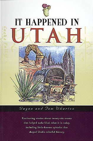 9781560446491: It Happened in Utah (It Happened In Series)