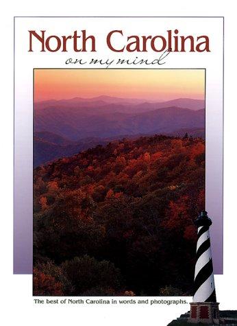 9781560446859: North Carolina on My Mind (America on My Mind)