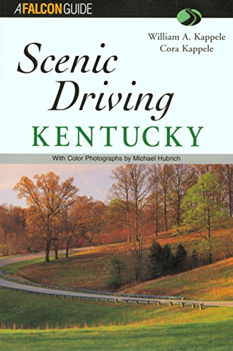 9781560447337: Scenic Driving Kentucky (Scenic Routes & Byways)