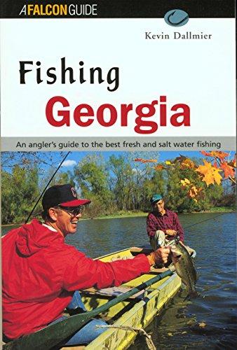 9781560447771: Fishing Georgia (Regional Fishing Series)