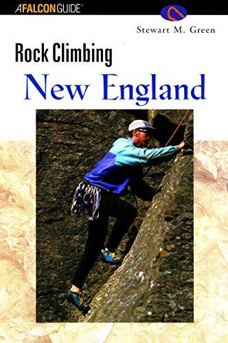 9781560448112: Rock Climbing New England (A Falcon Guide)